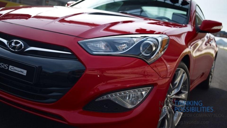2012 Hyundai Genesis Coupe Power Upgrades Confirmed