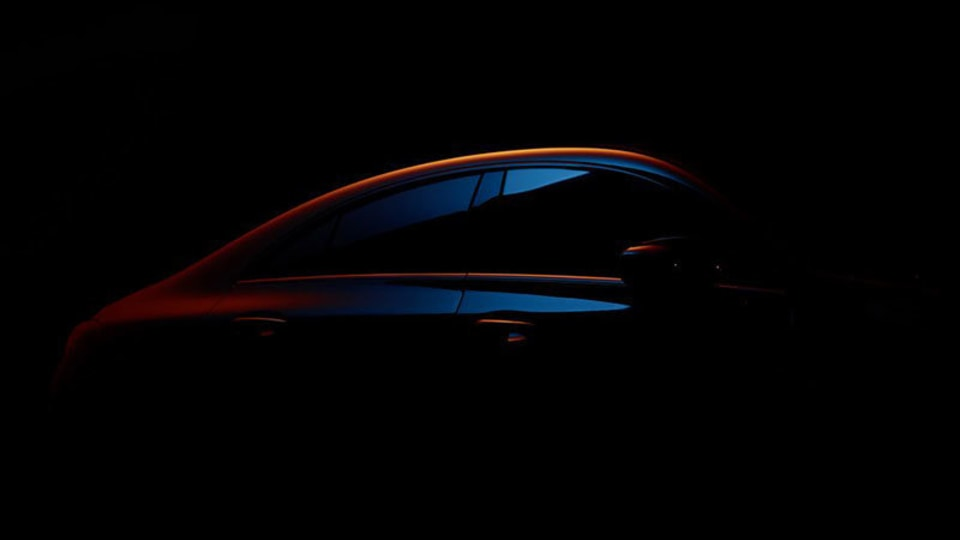 Mercedes-Benz CLA teased