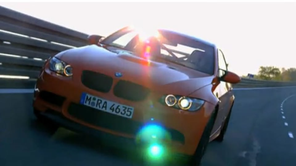 BMW M3 GTS: More Videos Released