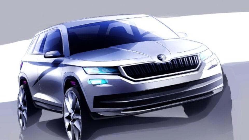 Skoda Kodiaq And Superb To Kickstart EV Program In 2019