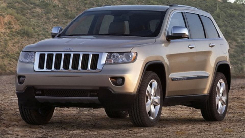 2011 Jeep Grand Cherokee Gets Style And Handling Boost