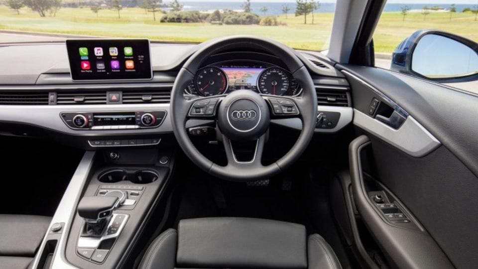 2016 Audi A4.