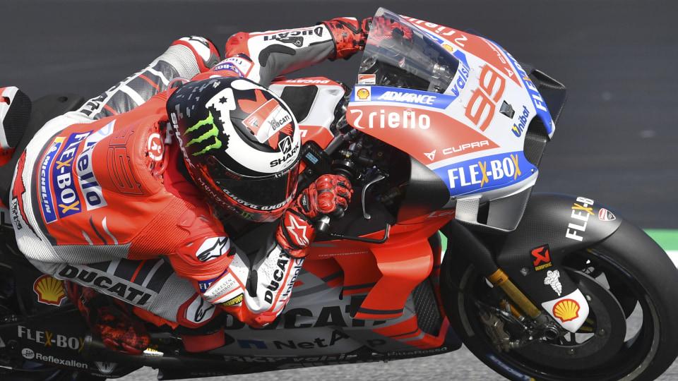 Motorsport: Lorenzo out-duels Marquez