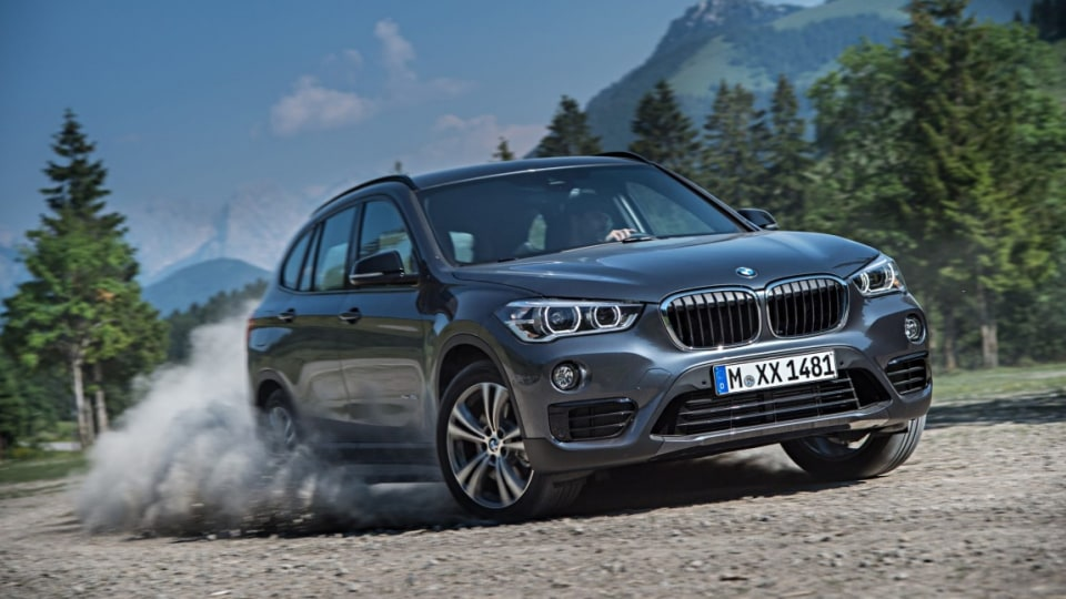 BMW's second-generation X1 arrives just in time to take the new breed of luxury compact SUVs.