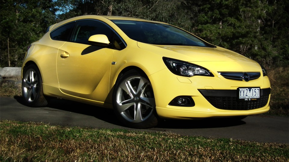 Opel Astra GTC 1.6T Sport Launch Review