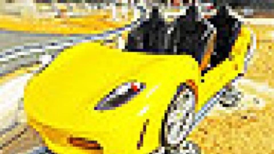 Ferrari's 200km/h rollercoaster