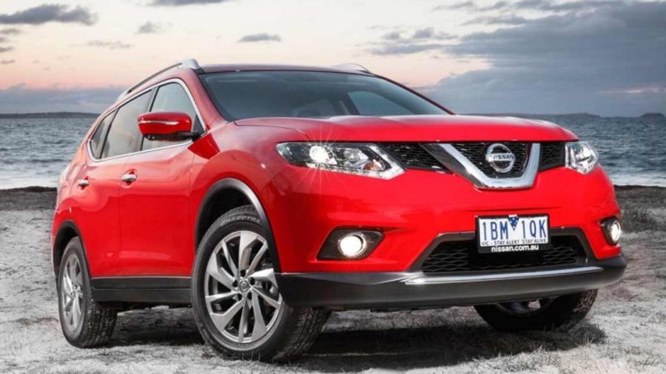 New Nissan X-Trail.
