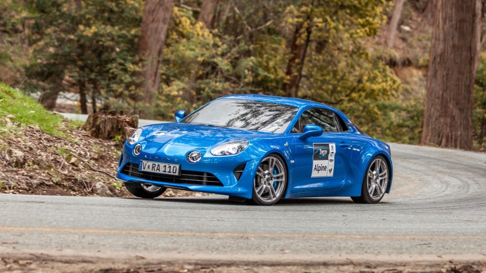 Alpine A110 2019 first drive review