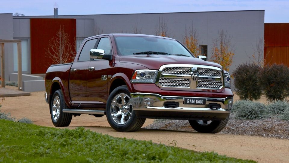 Details: Ram 1500 priced from $79k
