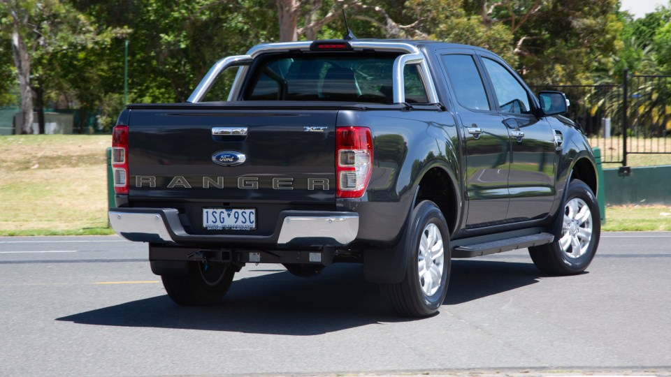 2020 Ford Ranger XLT Hi-Rider 4×2 review-1