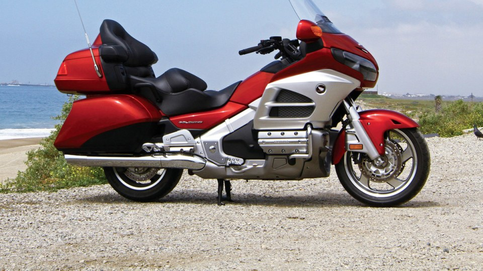 2012 Honda Goldwing Set For January Arrival