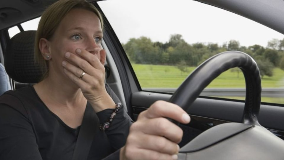 Many drivers can be unprepared for what to do after an accident.