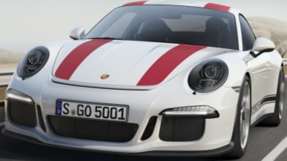 Porsche: Manual to live on
