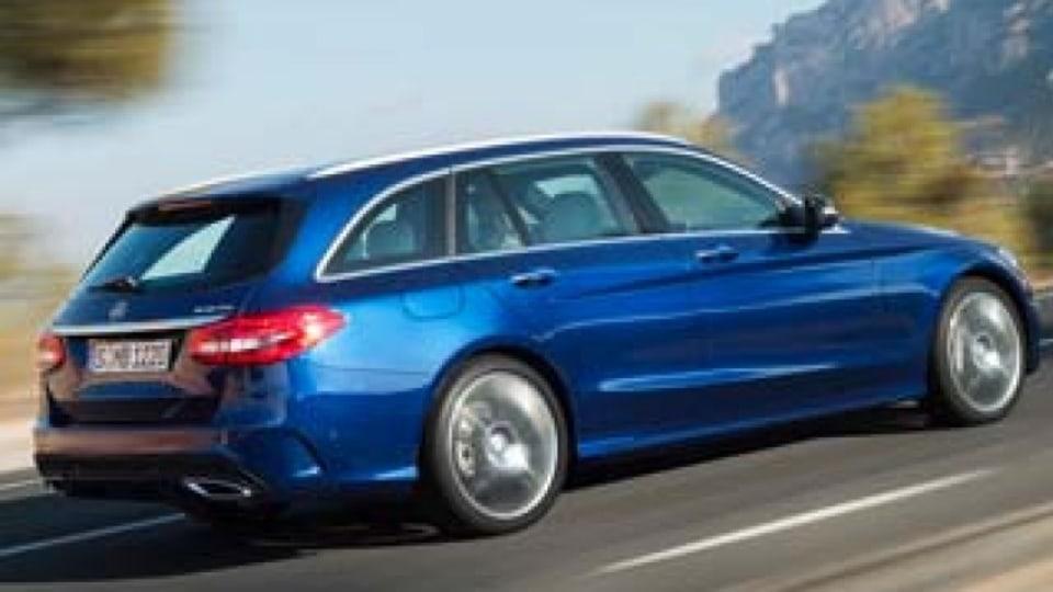 Mercedes-Benz C-Class Estate first drive review