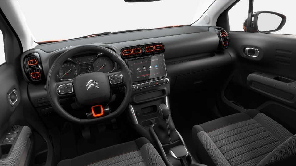 2018 Citroen C3 Aircross.