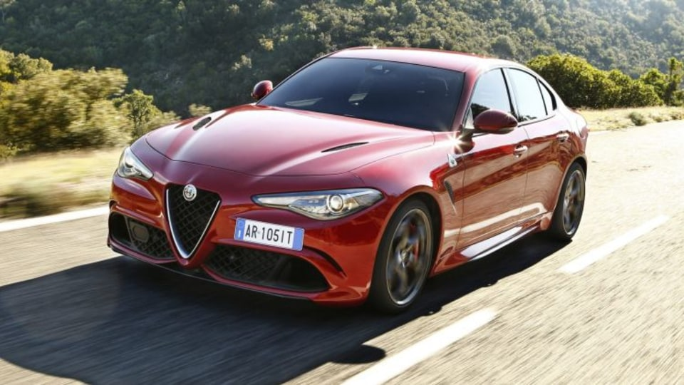 The Alfa Romeo Giulia was the first of the brand's eight new models due by 2020.