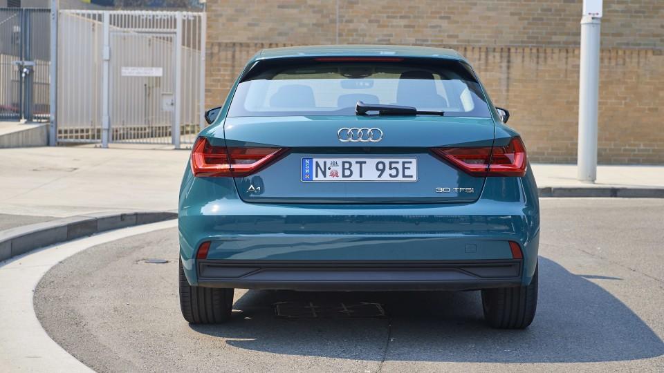 2020 Audi A1 30 TFSI review-3
