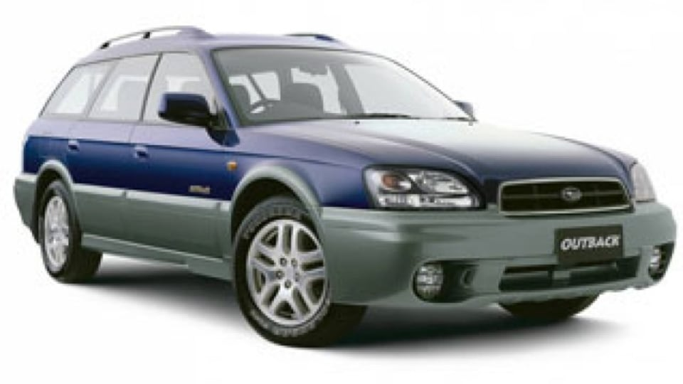 Subaru Outbackl