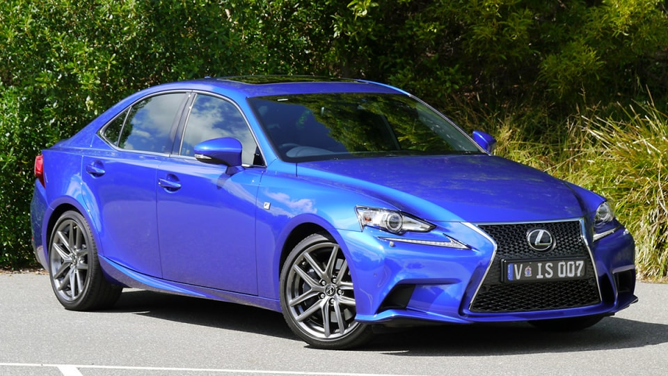 New Lexus IS F In The Works: Report