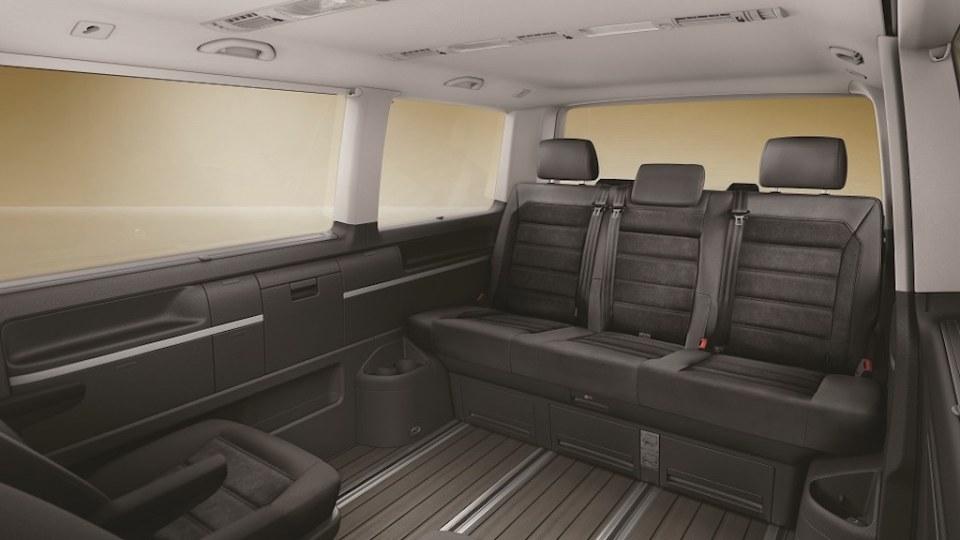2018 Volkswagen Multivan Kombi 70