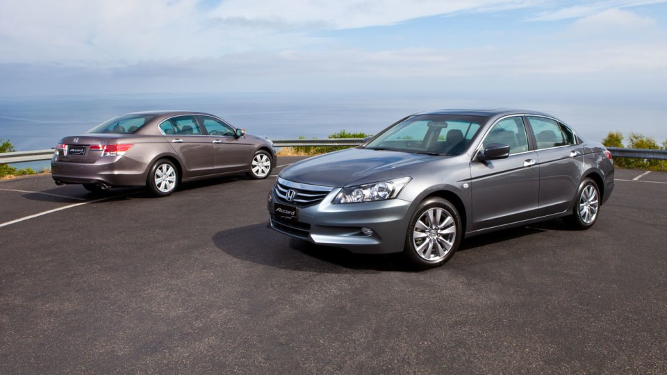 Honda Australia Cuts Up To $4300 From 2012 Accord Range