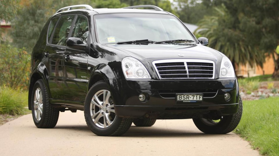 SsangYong Cuts Prices On Stavic, Rexton And Kyron