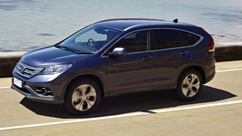 Honda CR-V diesel.