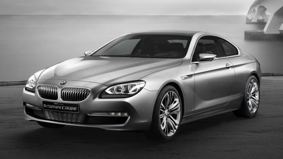 2012 BMW 6 Series Coupe Preview To Debut At Paris