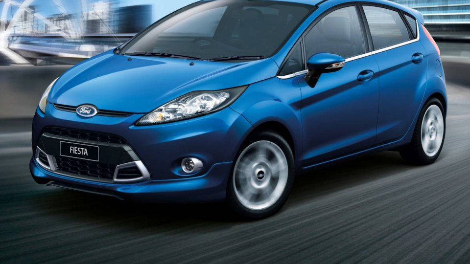Ford Knocks Up To $1500 Off Fiesta, Adds More Standard Features