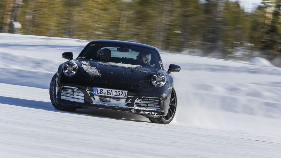 Porsche readies new 911 for November reveal