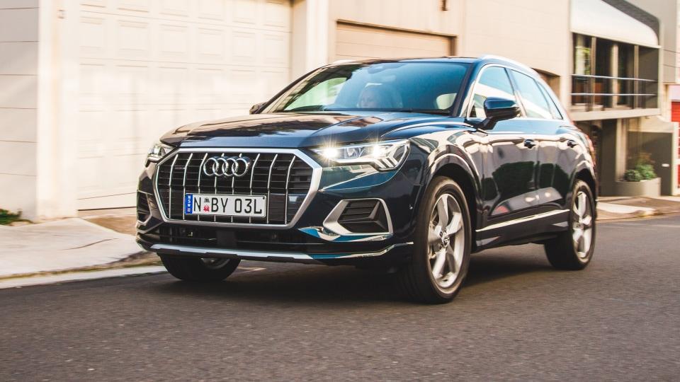 2020 Audi Q3 40 TFSI review