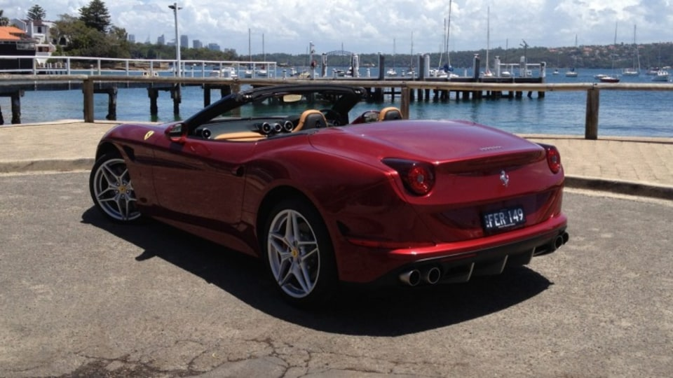 It may be the entry-level model in the Ferrari range but the California style provides all of the style and driving thrills you expect from the Prancing Horse.