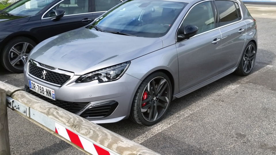 New Peugeot 308 GTi Spied Without Disguise Ahead Of Goodwood Debut