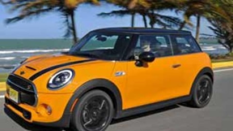 Mini Cooper S first drive review