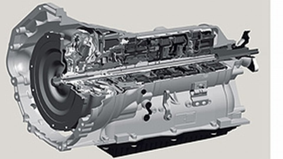 ZF 8-Speed automatic