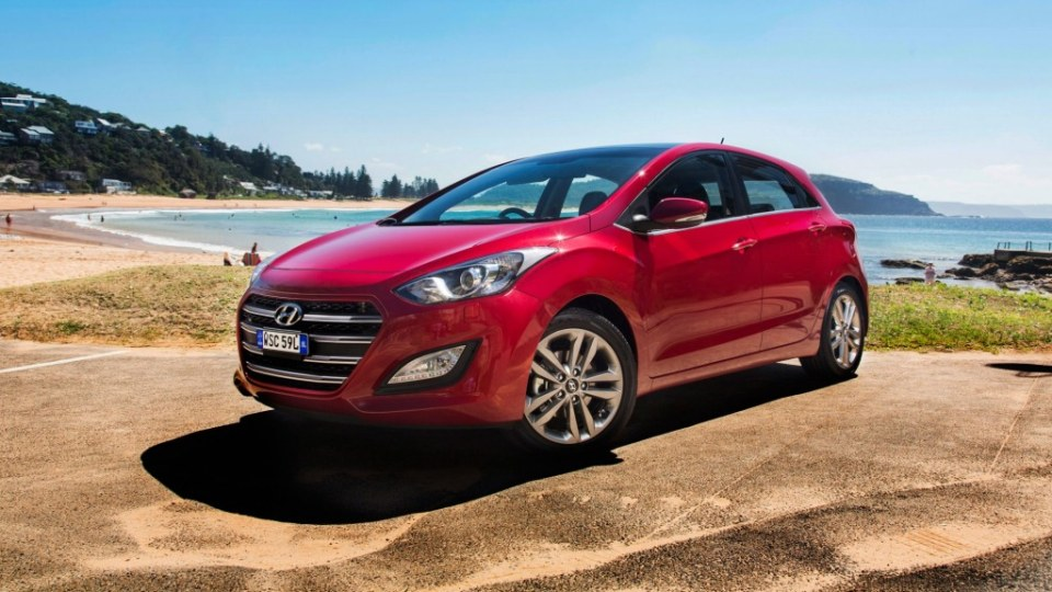 Hyundai has given its i30 a freshen up.