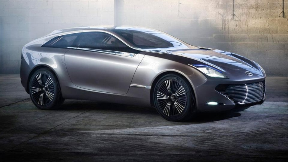 Hyundai i-oniq Concept Revealed Further As New Images Surface Online