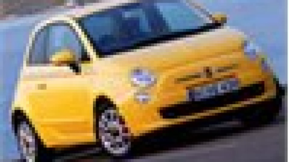 Fiat 500, 2008-