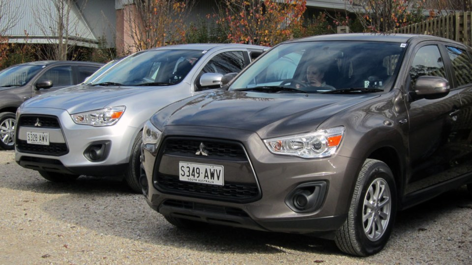2013 Mitsubishi ASX 2.2 DiD Diesel Automatic Review