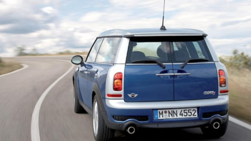 It appears the new Mini range will benefit from the EfficientDynamics technology.