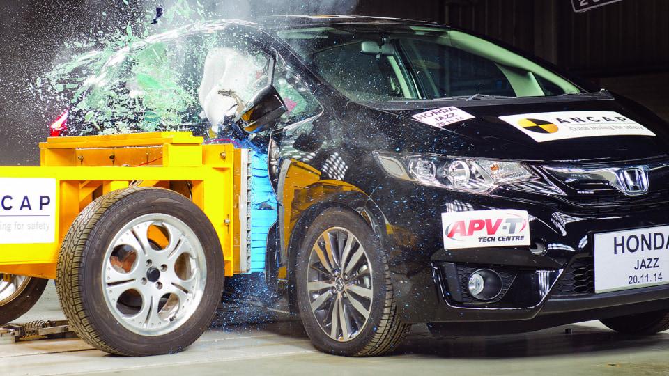 ANCAP: 5 Stars For Honda Jazz Through New ASEAN NCAP Data Sharing