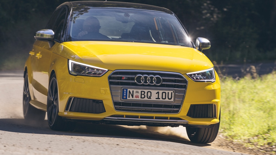 2014 Audi S1: Price And Features For Australia