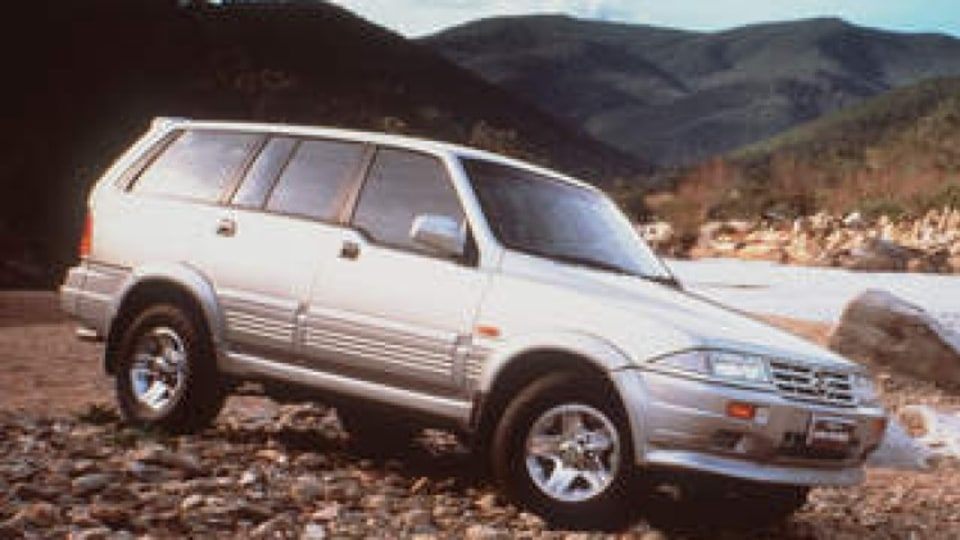 Q&A: Lost reverse in 1996 Ssangyong Musso
