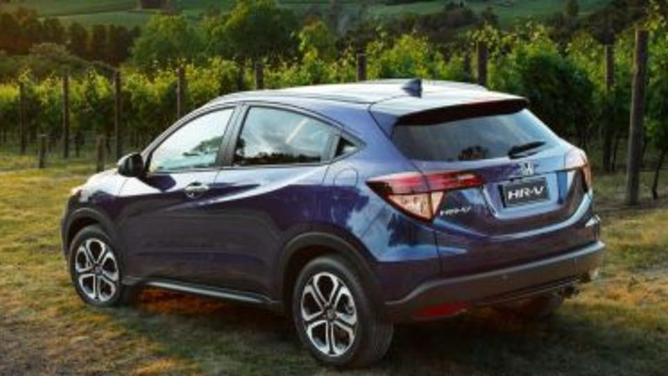Honda adds navigation across HR-V range