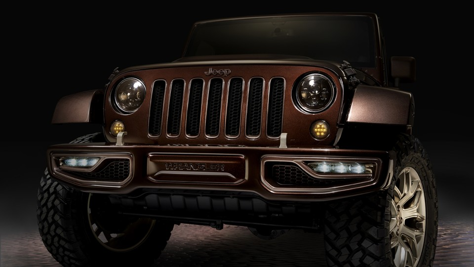 Jeep Sends China-Inspired Concepts To Beijing Auto Show