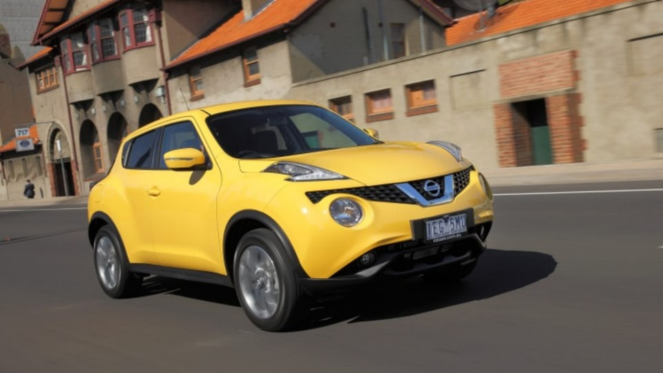Nissan has added models like the Juke to make its range more exciting.
