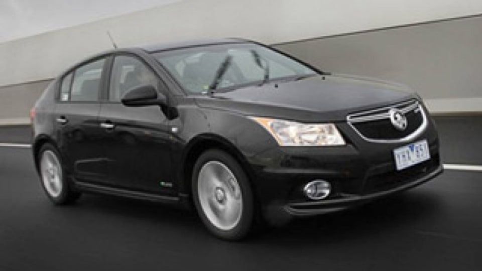 Reviewed: Holden Cruze hatch