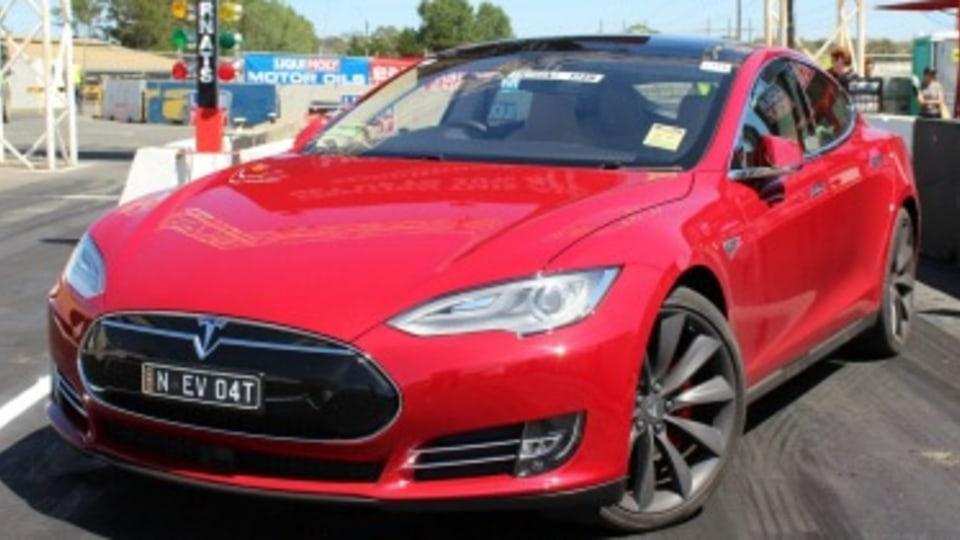 New Tesla Model S 60 revealed