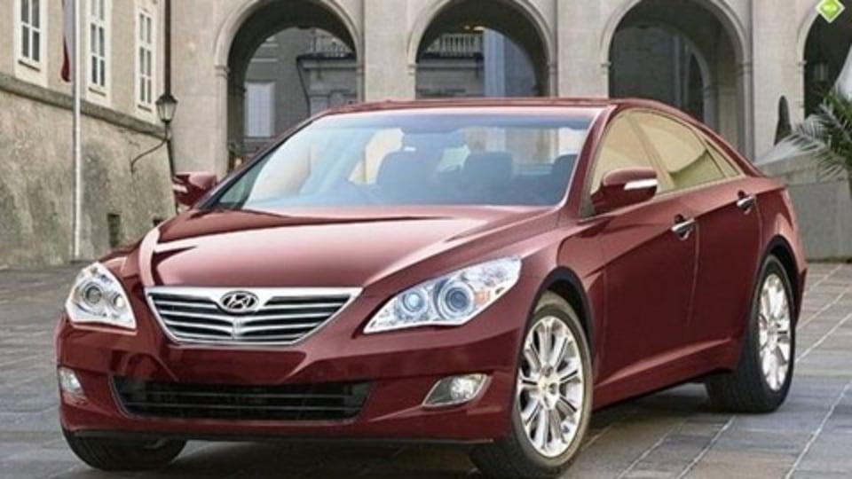 2010 Hyundai Sonata Spotted In Testing?