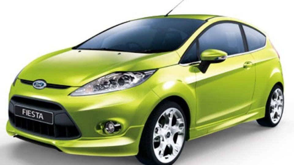 2009 Ford Fiesta Zetec